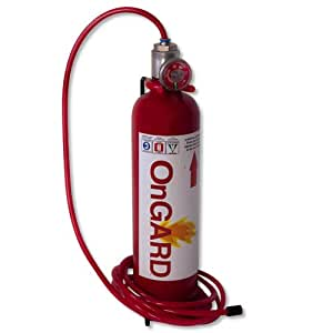 OnGARD Automatic Fire Extinguisher (FX01)