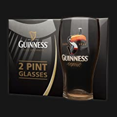 Guinness Toucan 2 Pk Glass