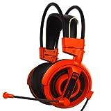E-BLUE COBRA Series EHS013OG Professional Gaming Headset (English packing)