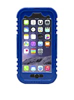 UNOTEC Funda Waterproof iPhone 6 / 6S Plus Azul