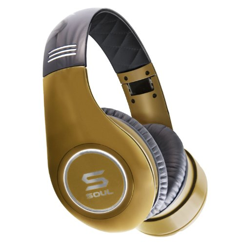 Soul By Ludacris Sl300 Elite Hi-Def Noise Cancelling Headphones - Black / White