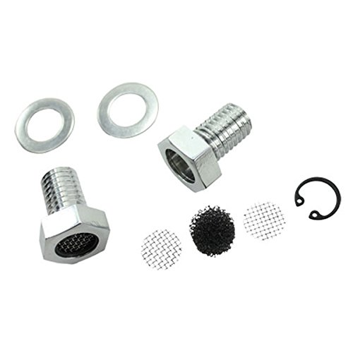 HardDrive Air Cleaner Breather Bolts Accessories for Harley Davidson 1991-2014 - One Size