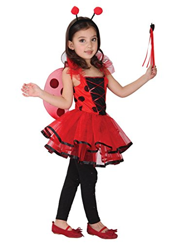 Angel Baby Novelties Lady Bug Princess Costume