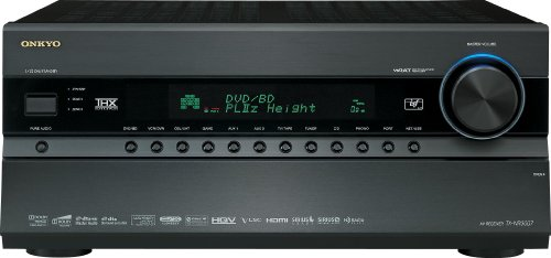 Onkyo TX-NR626 7.2-Channel Network Audio//Video Receiver Discontinued by Manufacturer
