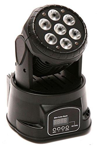 VARYTEC LED Easy Move XS HP Wash 7x8W RGBW