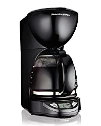 Proctor Silex 12-Cup Coffee Maker, Programmable (49758A) made by Hamilton Beach