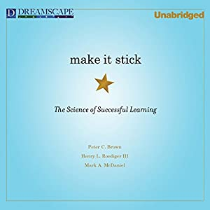Make It Stick Audiobook