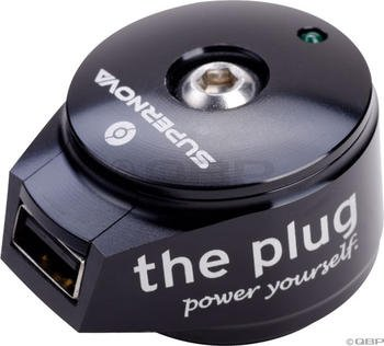 Supernova The Plug II Dynamo USB Charger