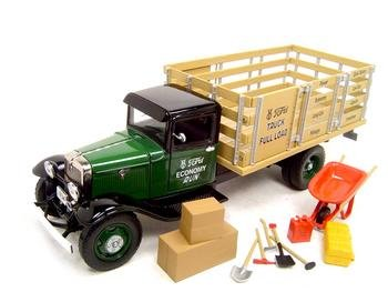 Buy 1934 Ford Stake Bed Truck 1:24 Diecast Model