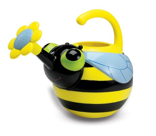 Melissa & Doug Sunny Patch Bibi Bee Watering Can