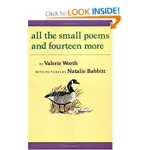 All the Small Poems and Fourteen More (Sunburst Book)