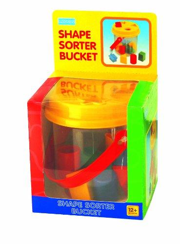 megcos Shape Sorter Bucket - 1