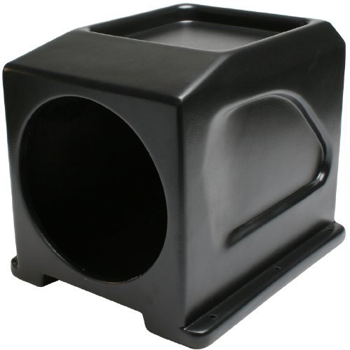 """Ssv Works Arctic Cat Prowler Center Console Subwoofer Enclosure Designed For A 10"""" Speaker"""