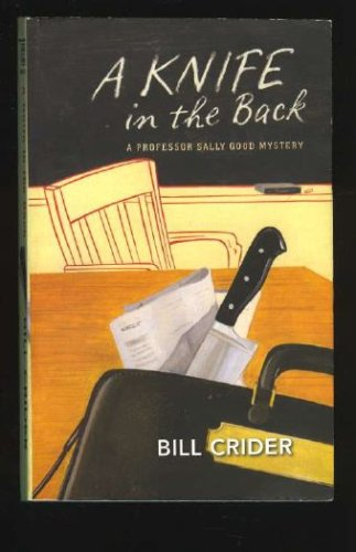 A Knife in the Back, Bill Crider