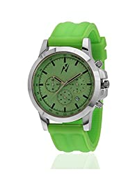 Yepme Mens Chronograph Watch - Green _YPMWATCH1752