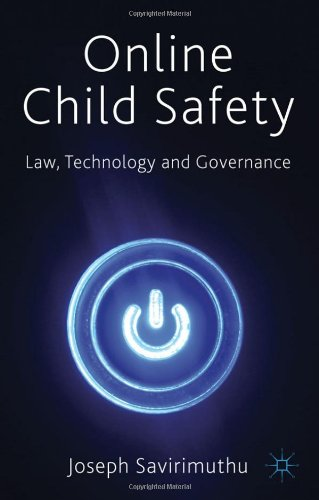Online Child Safety: Law, Technology And Governance front-230645