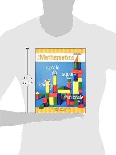 Modern Curriculum Press Mathematics Level K Homeschool Kit 2005c (MCP Mathematics)