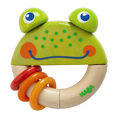 Haba 300497 Clutching Toy Frog Frido