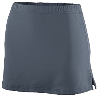 Buy Augusta Sportswear Ladies Covered Elastic Waistband Team Skort by Augusta