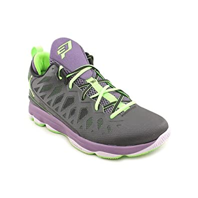 Jordan CP3.VI Blklgt Mens Size 9.5 Black Basketball Shoes UK 8.5 EU 43 by Jordan