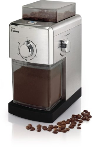 Saeco-CA680547-Stainless-Steel-Coffee-Grinder-Accessory