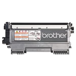 Brother High Yield Toner Cartridge TN450, Black