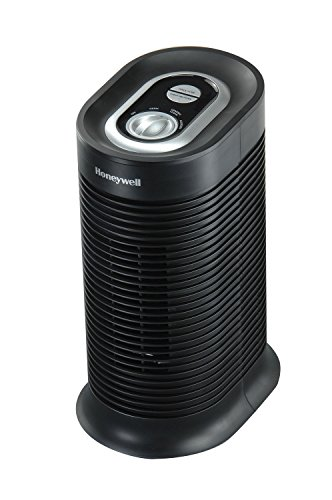 Honeywell HPA060 True HEPA Compact Tower Allergen Remover, 75 Sq Ft (Honeywell Air Purifier Small Room compare prices)