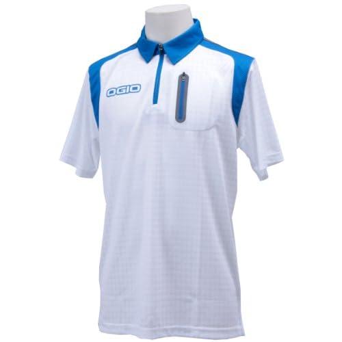 (オジオ)OGIO メンズ ハーフジップシャツ 764601 WT ホワイト M