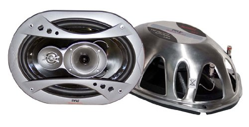 Pyle Plch693 6-Inch X 9-Inch 360 Watt 3-Way Speaker System