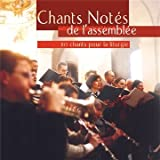 echange, troc Collectif - Chants Notes de l'Assemblee 6 CD