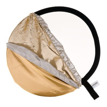 Lastolite Reflector Kit 5 in 1 Kit 75cm 3096