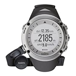 Suunto Ambit HR Heart Rate Monitor Watch by Suunto USA