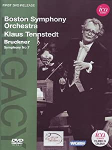 Legacy: Klaus Tennstedt conducts the Boston Symphony Orchestra - Bruckner: Symphony No. 7