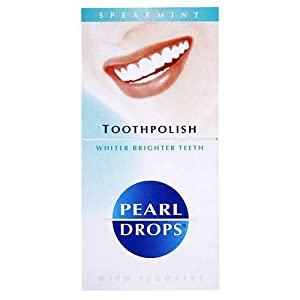 Pearl Drops Tooth Polish Spearmint 50ml Amazon Co Uk