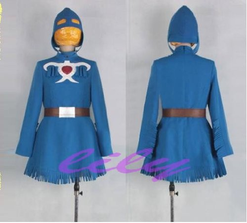 Nausicaa of the Valley of wind cosplay costume