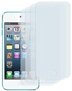4x mumbi Displayschutzfolie iPod Touch 5G Schutzfolie