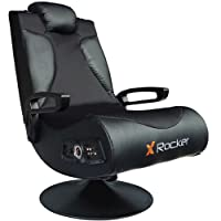 X-Rocker Vision 2.1 Gaming Chair with Stand 2012 from Ace Bayou