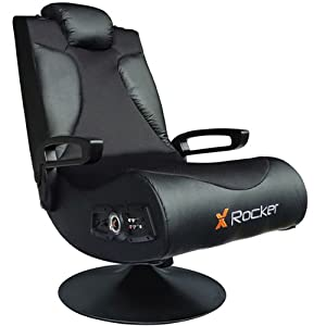X Rocker Vision 2 1 Gaming Chair With Stand 2012 Amazon