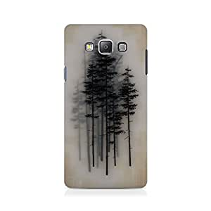 Mobicture Nature Abstract Premium Designer Mobile Back Case Cover For Samsung On 5