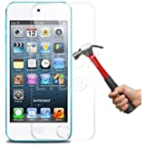 BNBUKLTD® glass sp 100% genuine Tempered Glass Screen Protector for Apple ipod touch 5th generation