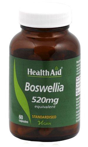 HealthAid Boswellia 520mg - 60 Capsules