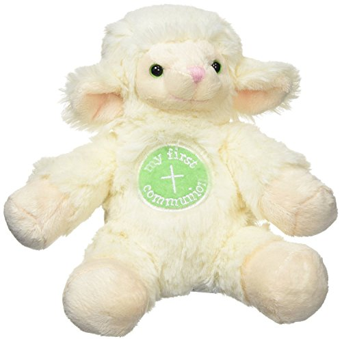 Gregg Gift This is The Day Communion Lamb Plush - 1