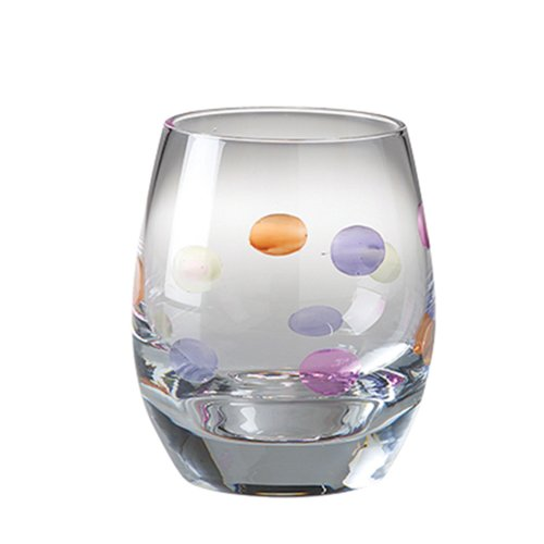 Buy Tabla Mime Set Of Four 16-Ounce Double Old Fashioned Glasses