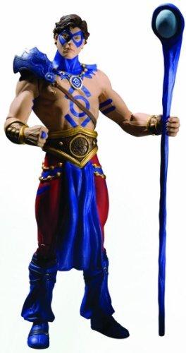 DC Direct Blackest Night: Series 8: Indigo Tribe The Atom Action Figure by DC Comics