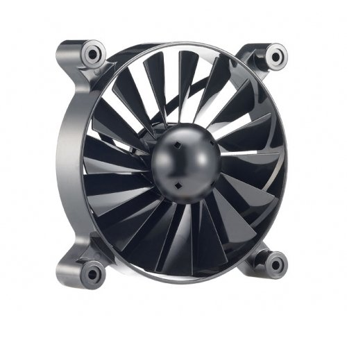 Cooler Master Turbine Master Mach 1.8 120mm Barometric Ball Bearing Case for Fan (R4 TMBB 18 FK R0)