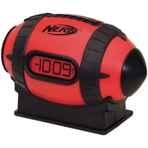 Nerf N105R Football Alarm Clock