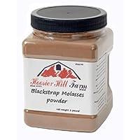 Hoosier Hill Farm Blackstrap Molasses Powder, 1.5 lb.