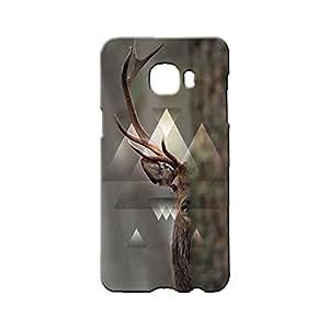 BLUEDIO Designer Printed Back case cover for Samsung Galaxy C7 - G8856