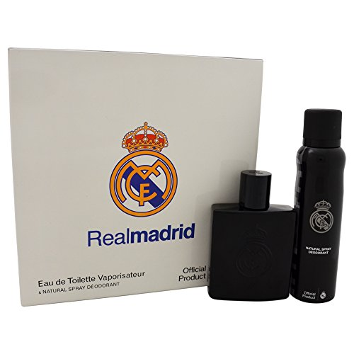Sporting Brands Real Madrid Acqua di colonia + Deodorante - 1 Pack