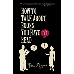 [How To Talk About Books You Haven't Read]